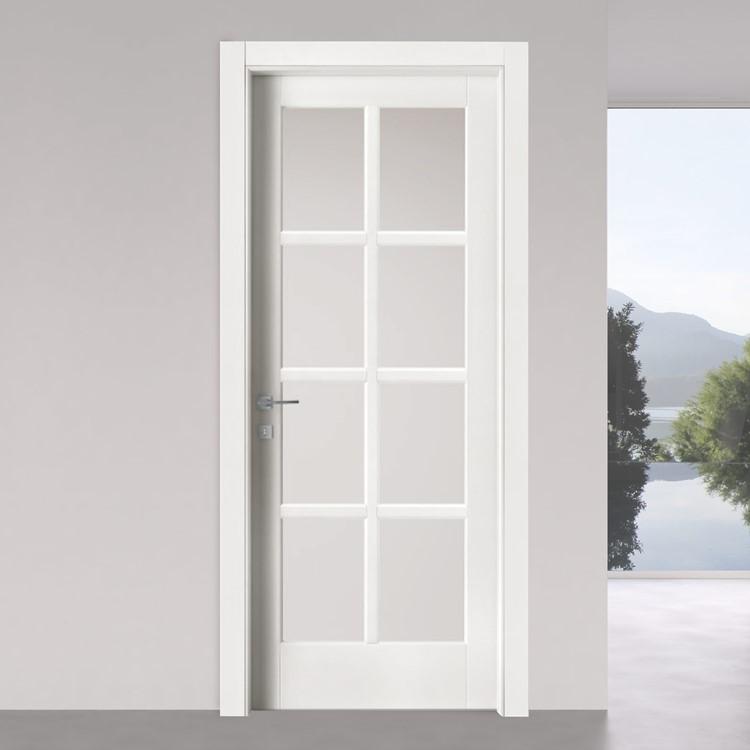 Porte interne a chieri installazione e montaggio porte - Montaggio porta a libro effebiquattro ...